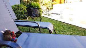 Poolside, Posada de las Terrazas