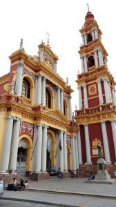 Iglesia San Francisco, Salta
