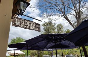 Lunch in Cafayate