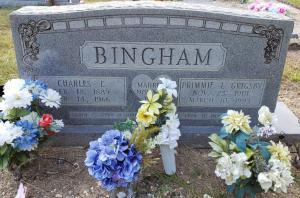 Charles and Primmie Bingham