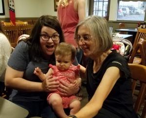 Sarah, Juli Anne, Liza