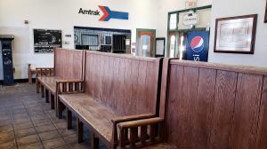 Flagstaff, AZ railroad station