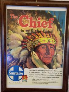 Santa Fe posters