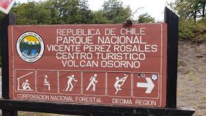 Vicente Rosales NP / Osorno