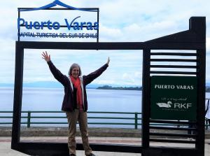 Liza in Puerto Varas