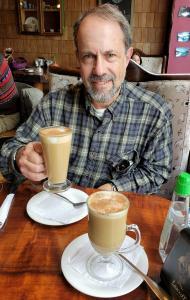Coffee at Cafe Tapiz
