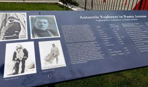 Antarctic history, Punta Arenas