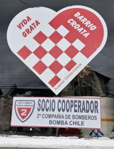 In the Croatian quarter, Punta Arenas
