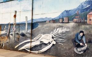 Mural, Punta Arenas