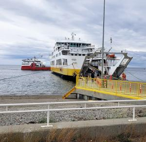 "Ferry ""Pathagon"""