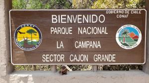La Campana NP, Cajon Grande Sector