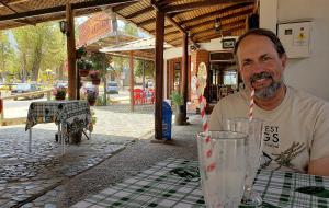 Lunch in Olmue
