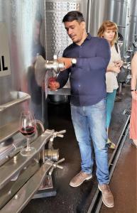 Zolo / Tapiz winery, Mendoza