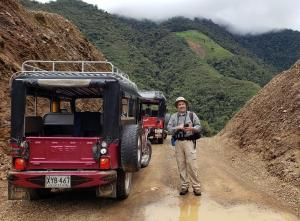 Robert and Jeep