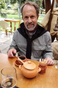 Espresso time at De La Trocha
