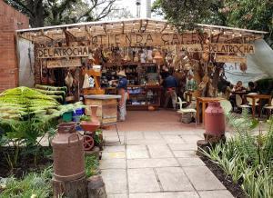 De La Trocha cafe