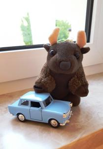 My very own Trabant!