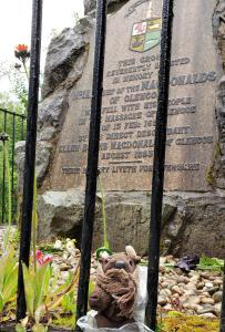 Massacre of Glencoe Memorial