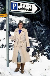 Liza in Grindelwald