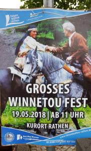 Winnetou (character of author Karl May) festival