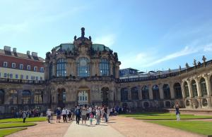 Zwinger Porcelain Museum, Dresden