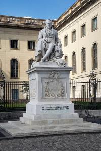 Homage to Alexander Humboldt