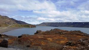 Kleifarvatn Lake, Reykjanes Peninsula