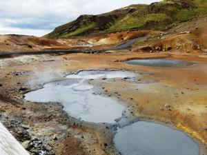 Seltún Geothermal Area, Reykjanes Peninsula