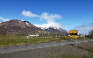 View leaving Dalvik