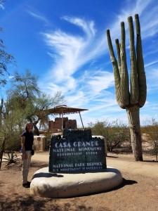 Casa Grande National Monument, AZ
