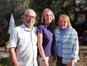 Bob, Liza, Pam