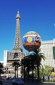 Fake Paris, Las Vegas