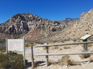 Red Rock Canyon NCA, NV