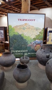 Tuzigoot Natl Monument, AZ