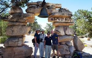 Hermit's Rest, GCNP