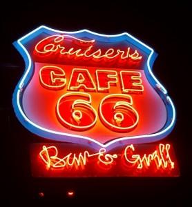 Cruisers Cafe 66, Williams AZ