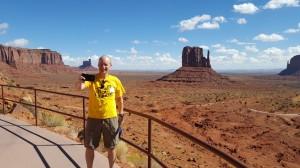 Mark, the Selfie King