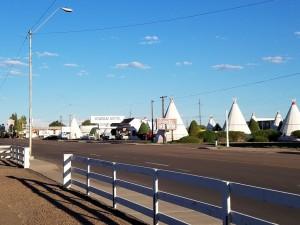 Wigwam, anyone? Holbrook AZ