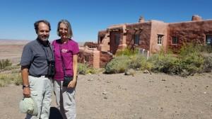 At the Painted Desert Inn