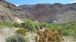 Boquillas Canyon, Big Bend NP