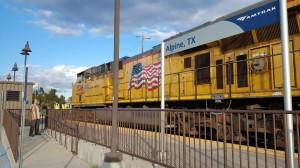Train station, Alpine TX