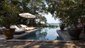 Pool at Anavilhanas
