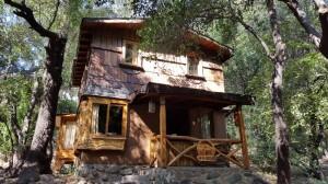 Cabin at La Cascada de Las Animas