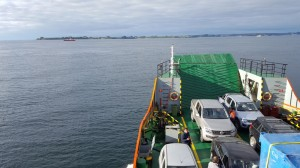 Ferry to Chiloe Island