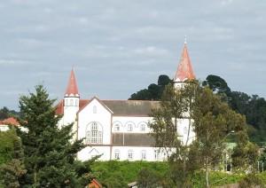 Iglesia del Sagrado Corazon, Puerto Varas