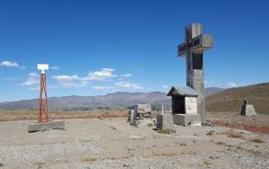 Chile/Argentina border