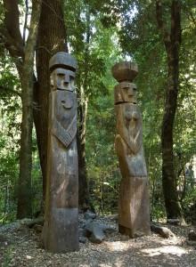 Sendero de Los Espíritus at Huilo-Huilo