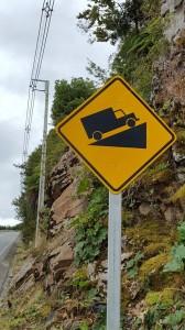 Bad sign!