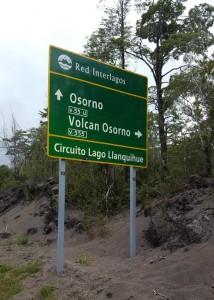 Osorno route