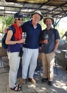 Kingston Family Vineyards, Casablanca, with Michael Kingston